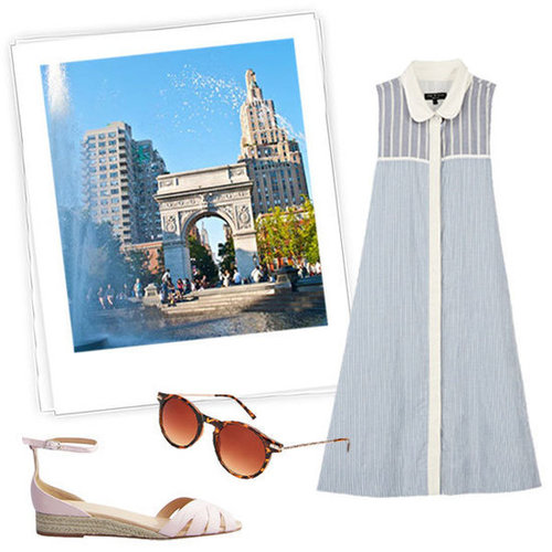 Summer Travel Guide: The City