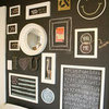Nursery With Chalkboard Gallery Wall