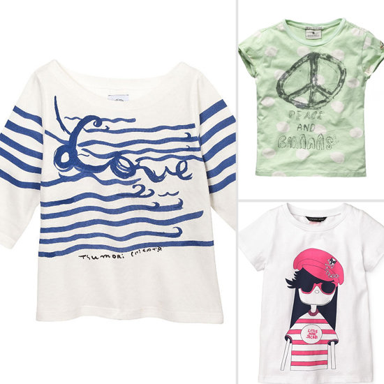Trendsetter Alert! Sweet Tees For Your Lil Girl