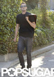 Rupert Sanders was out in LA to meet with Kristen Stewart.