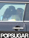 Kristen Stewart showed PDA with Rupert Sanders.