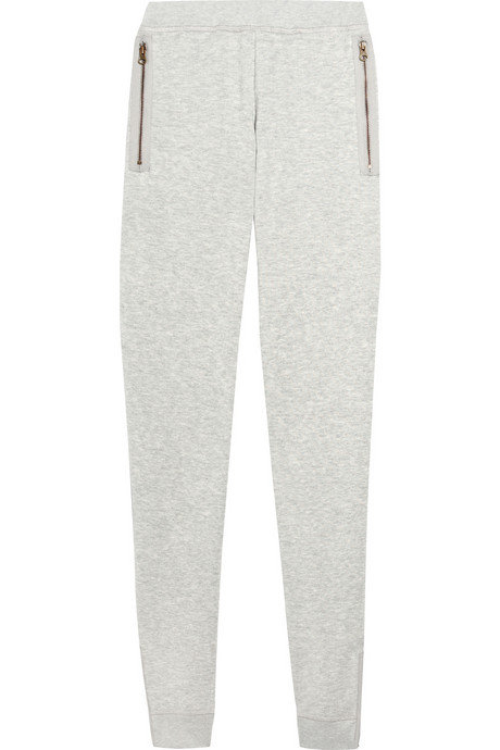 The perfect track-style pant for lounging on weekends or dressing up with heels for a night out. Stella McCartney Cotton Track Pants ($100, originally $285)