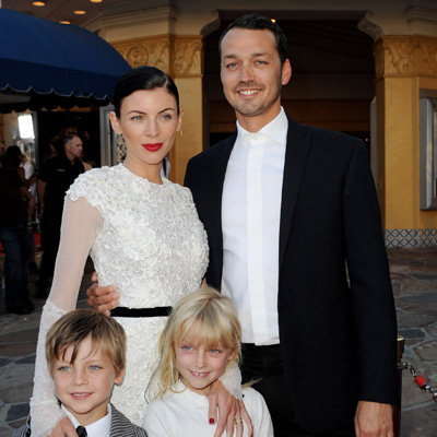 Rupert Sanders and Liberty Ross Still Wearing Wedding Rings