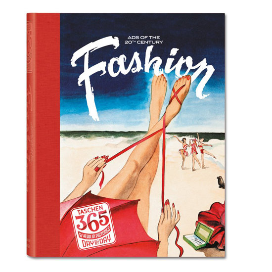 Taschen's Fashion Ads of the 20th Century
