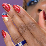 Olympic Athletes and Their Nail Art