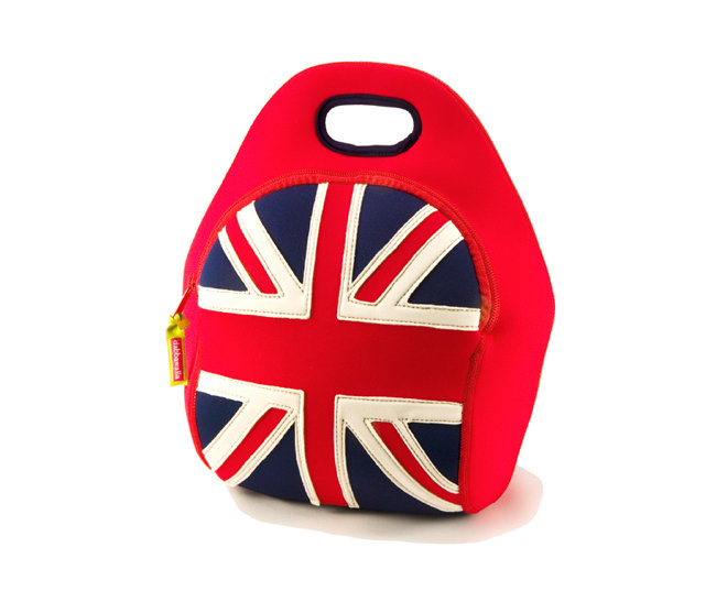 Dabba Walla British Invasion Lunch Bag