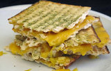 Matzo Grilled Cheese