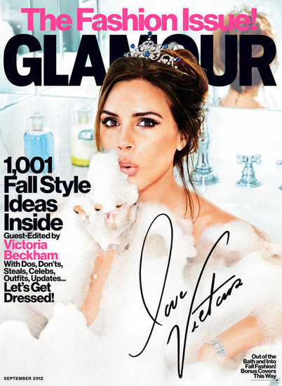 Glamour September 2012