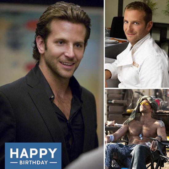 Happy Birthday, Bradley Cooper! Celebrate With His Hottest Roles