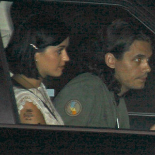 Katy Perry and John Mayer Dating | First Pictures