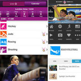Apps to Monitor the Olympic Results