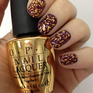 OPI The Man With The Golden Gun 18 Karat Gold Nail Polish