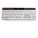 Logitech Wireless Solar Keyboard K750 For Mac ($60)