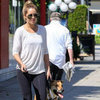 Lauren Conrad Runs With Her Dog Chloe | Pictures
