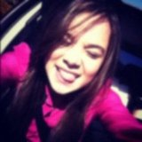 Hailee Steinfeld got silly for the camera. Source: Instagram user haileesteinfeld
