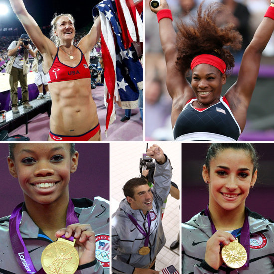 Workout Inspiration Straight From the Olympians