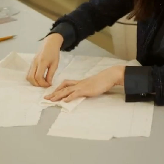 How Chanel Makes Its Little Black Jackets (Video)