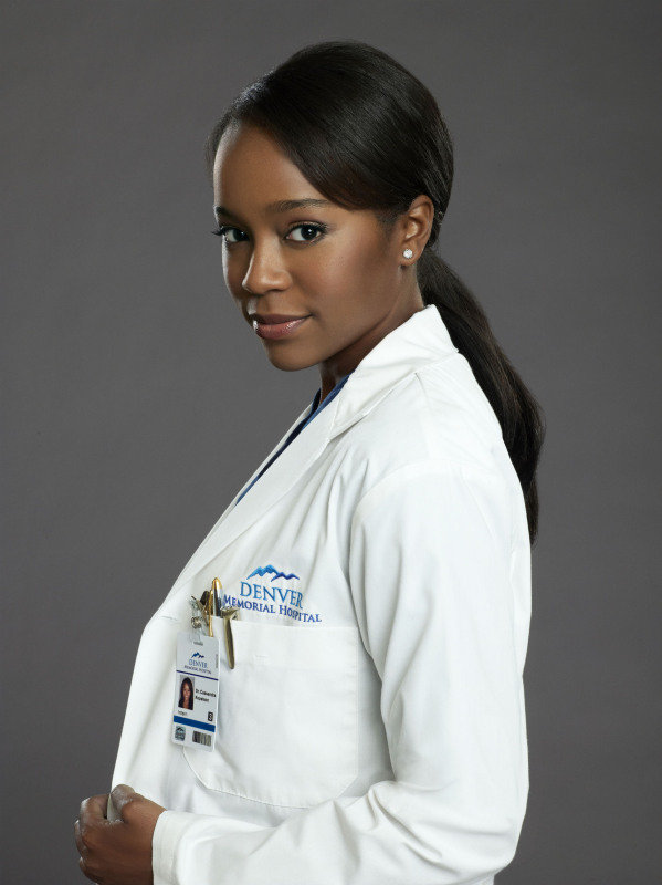 Aja Naomi King as Cassandra on Emily Owens, M.D.