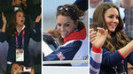 Video: Kate Middleton Meets Team USA, Proves She's Number One Olympics Fan!