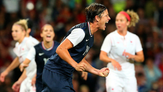 Video: Team USA's Brutal Women's Soccer Match — Watch What Went Down!