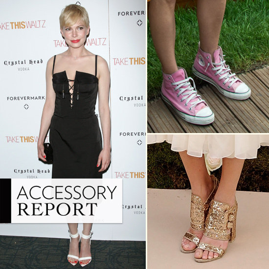 Shoe Stalking: The Footwear Stars of Summer