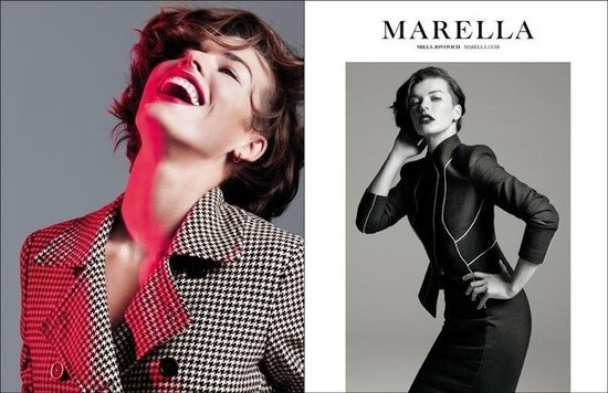 Marella Fall 2012 Ad Campaign
