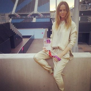 Stella McCartney 2012 Olympics Instagram Photos