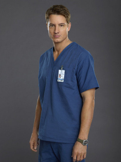 Justin Hartley, Emily Owens, M.D.