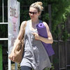 Rachel McAdams Goes to Yoga in LA Pictures