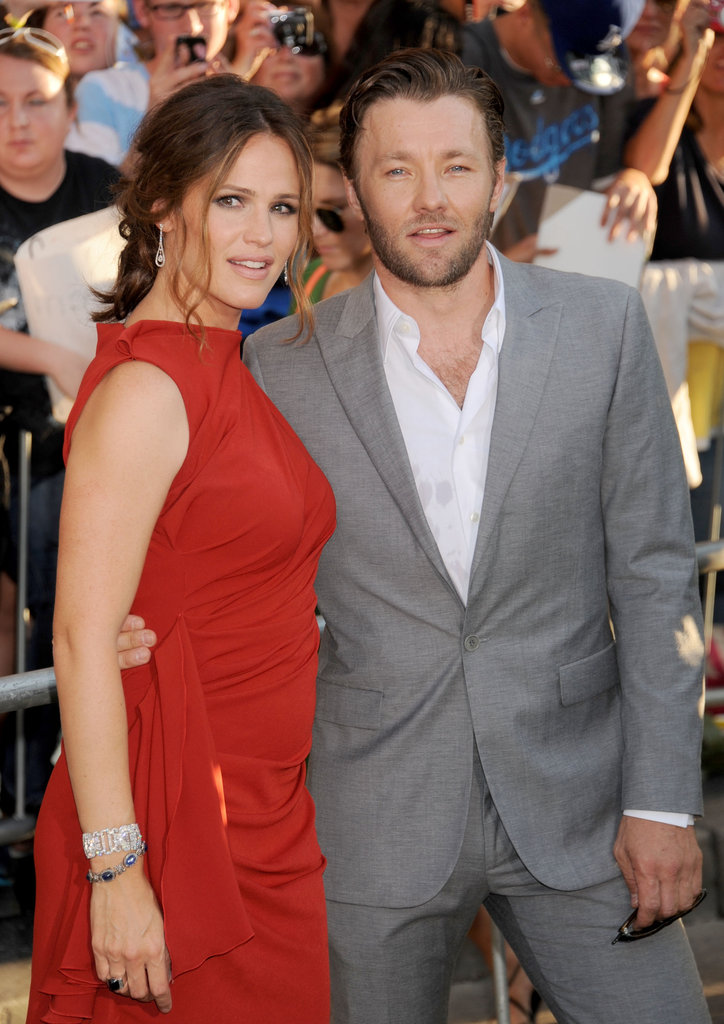 Jennifer Garner and Joel Edgerton co-star as husband and wife in the film The Odd Life of Timothy Green.