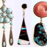 A Statement Earring in Turquoise Will Be Your Summer Accessory Saviour: See Why
