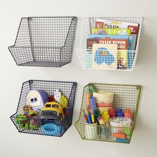 Storage Solutions For Small Kids' Rooms