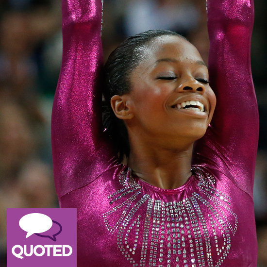 Gabby Douglas on Her Hair, Single Mom, and Making History