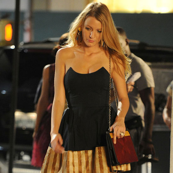 Your First Look at What's Trending on the Gossip Girl Season 6 Set