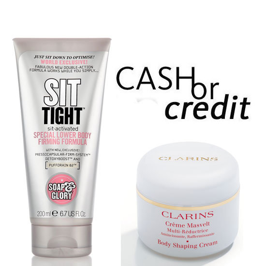 Cash or Credit: Firming Creams on Every Budget
