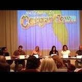The cast of Cougar Town had a table read. Source: Twitter user Busyphilipps25