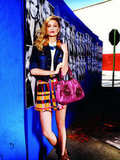 Jessica Simpson Plays Peekaboo in First Post-Maxwell Collection Campaign