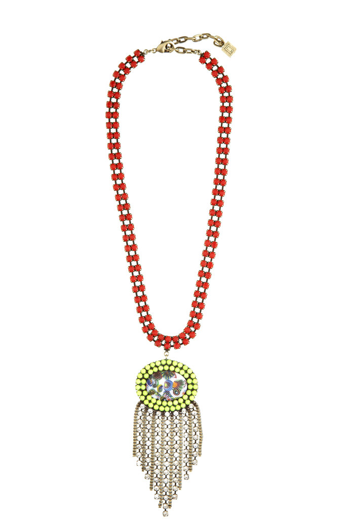 Calypso Loves Dannijo Elena Necklace ($450)