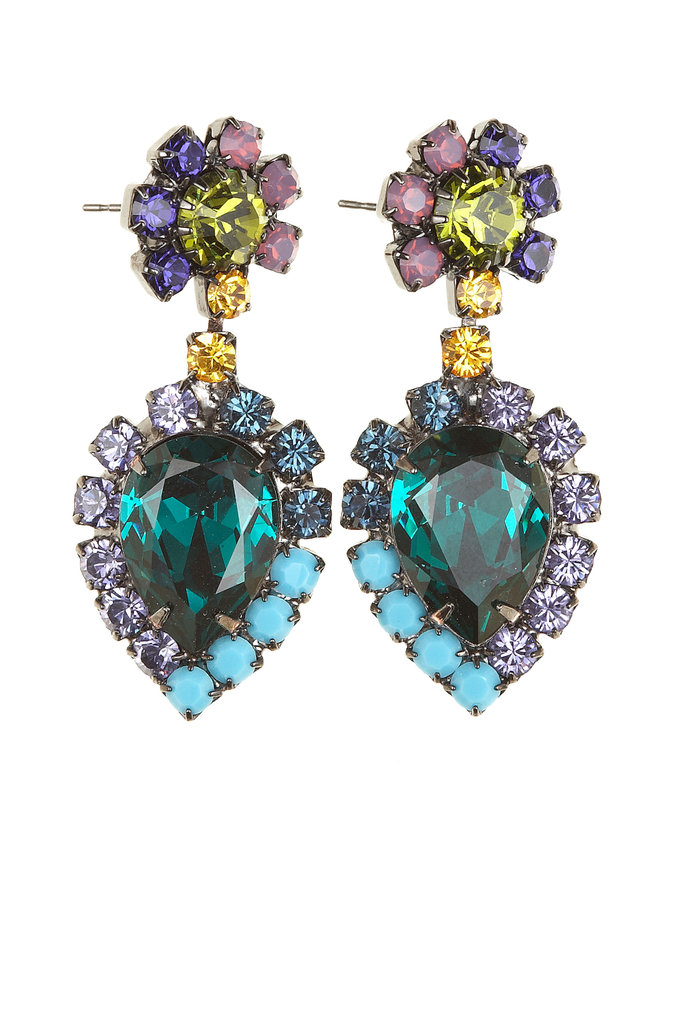 Calypso Loves Dannijo Cruz Earrings ($325)