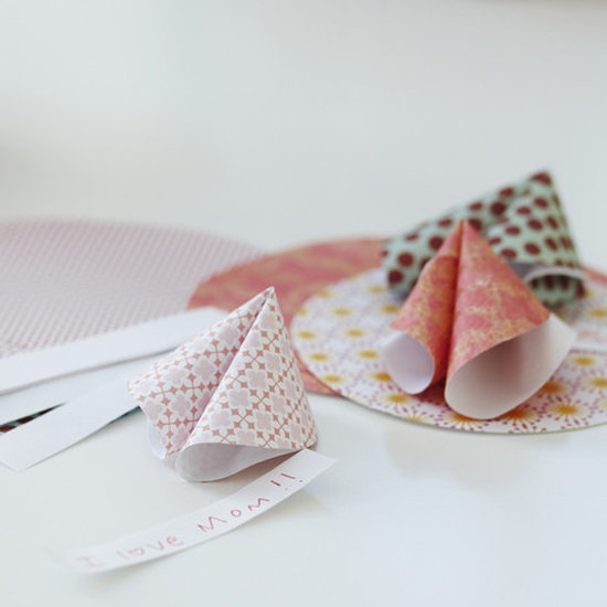 These Paper Fortune Cookie Kits ($6 for 12) would also be a great addition to your tablescape. You can go down the humorous road or get a little heartfelt with the fortunes, but either way, they'll add a bit of mystery and a lot of fun to your get-together.