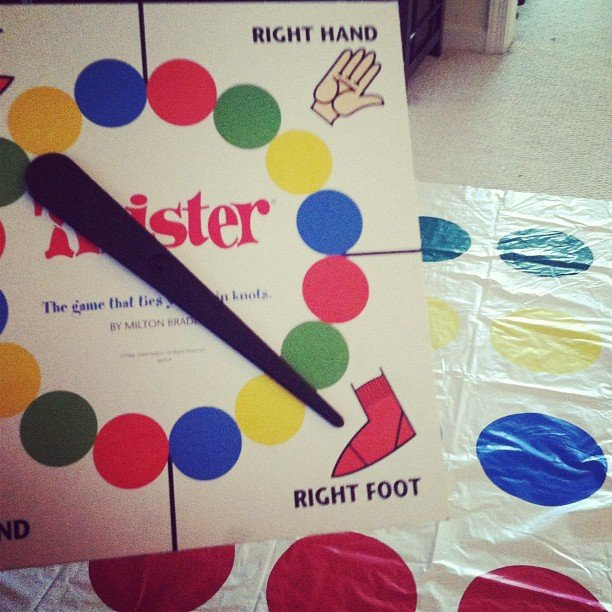 Get Twisted Up With Twister