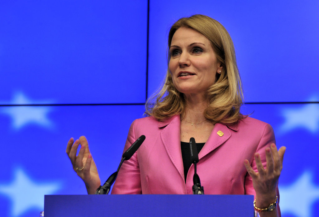 Helle Thorning Schmidt Meet The Women Who Rule The World