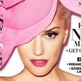 Gwen Stefani Talks Makeup for US Harper's Bazaar