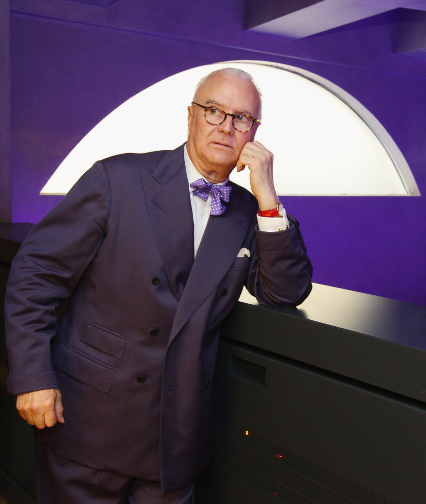 Manolo Blahnik, September 2008
