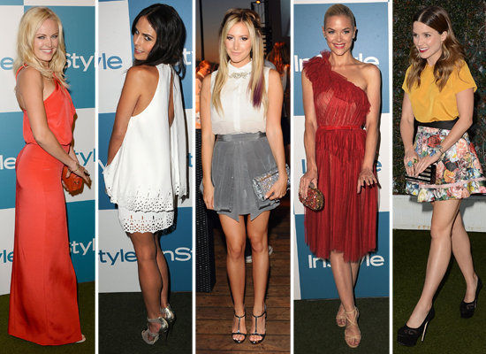 InStyle Celebrates Summer With Hollywood Starlets