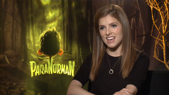 Anna Kendrick Tells Us Why She's Excited For Breaking Dawn Part 2