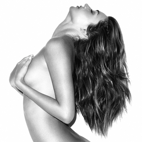 Miranda Kerr's Almost-Nude Harper's Bazaar Shoot | Video