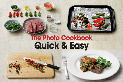 The Photo Cookbook: Quick &amp; Easy
