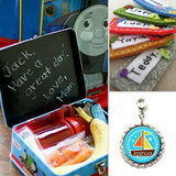 Creative Ways to Personalize Your Child's Lunch