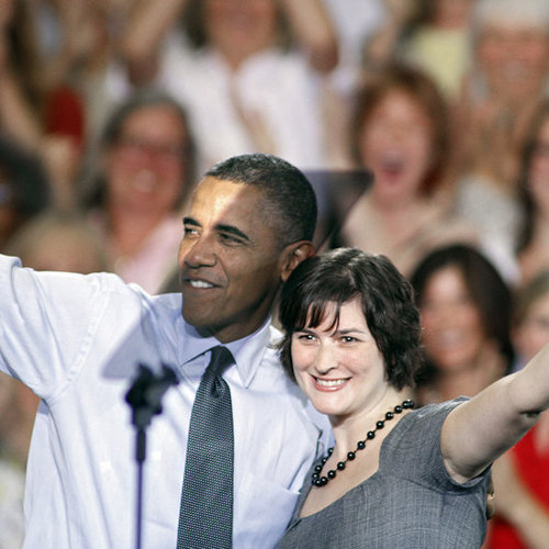 Sandra Fluke on Mitt Romney